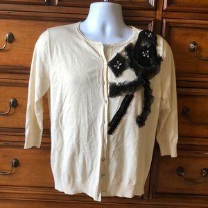 August Silk Women's Cardigan Large